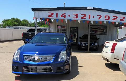 2012 Cadillac CTS for sale at East Dallas Automotive in Dallas TX