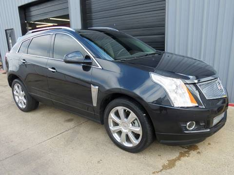 2013 Cadillac SRX for sale at East Dallas Automotive in Dallas TX