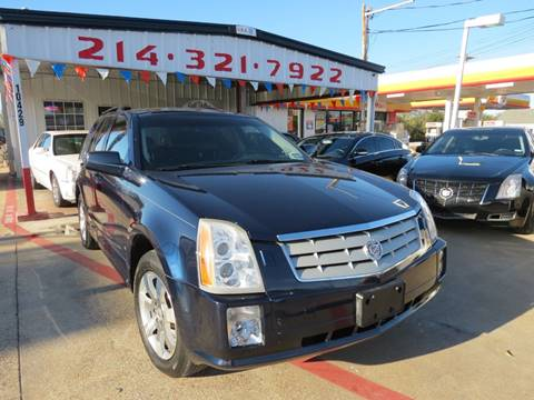 2008 Cadillac SRX for sale at East Dallas Automotive in Dallas TX