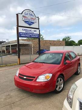 2009 Chevrolet Cobalt for sale at East Dallas Automotive in Dallas TX