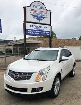 2010 Cadillac SRX for sale at East Dallas Automotive in Dallas TX