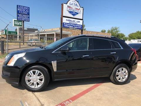 2014 Cadillac SRX for sale at East Dallas Automotive in Dallas TX