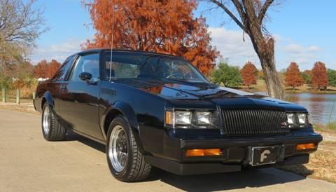 1987 Buick Regal for sale at East Dallas Automotive in Dallas TX