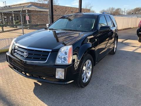 2006 Cadillac SRX for sale at East Dallas Automotive in Dallas TX