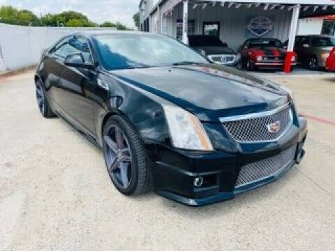 2014 Cadillac CTS for sale at East Dallas Automotive in Dallas TX