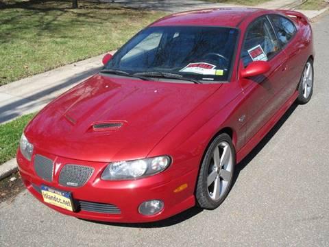 2006 Pontiac GTO for sale in Staten Island, NY