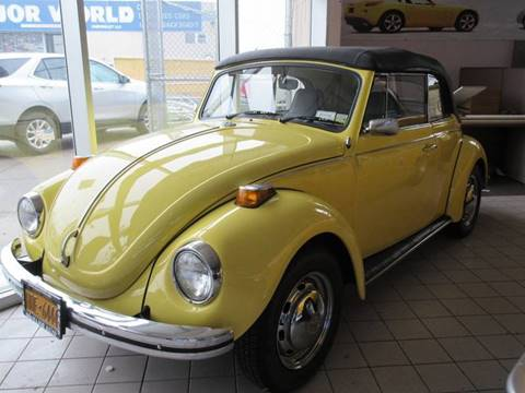 1972 Volkswagen Beetle Convertible for sale in Staten Island, NY