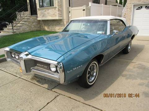 1969 Pontiac Le Mans for sale in Staten Island, NY