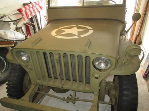 1941 Willys Jeep for sale in Staten Island, NY