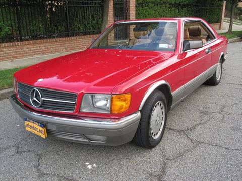 1985 Mercedes-Benz S-Class for sale in Staten Island, NY