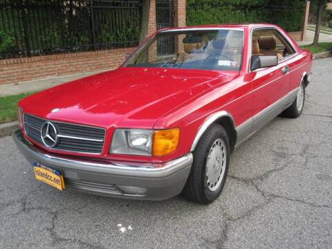 1985 Mercedes-Benz S-Class for sale at Island Classics & Customs in Staten Island NY