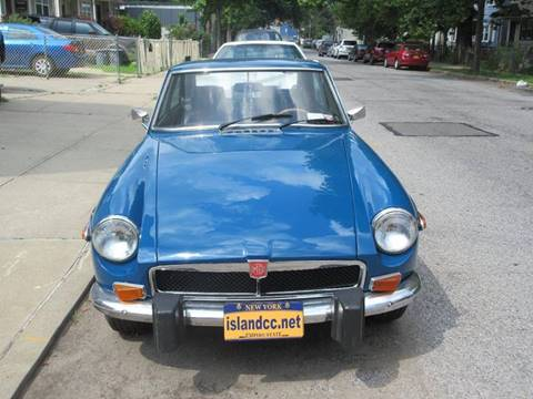 1974 MG MGB for sale in Staten Island, NY