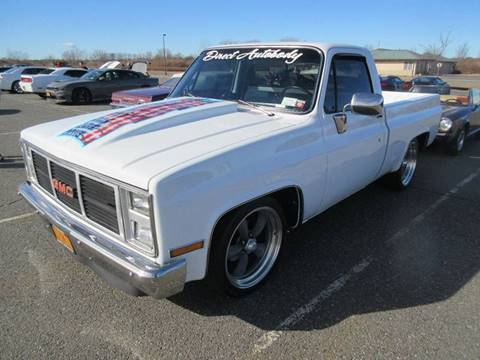 1985 GMC C/K 1500 Series for sale at Island Classics & Customs in Staten Island NY