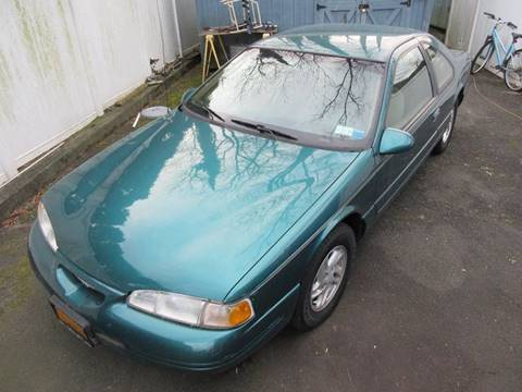 1996 Ford Thunderbird for sale at Island Classics & Customs in Staten Island NY
