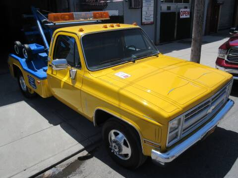 1986 Chevrolet C/K 30 Series for sale at Island Classics & Customs in Staten Island NY