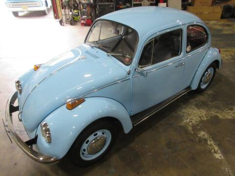 1971 Volkswagen Beetle for sale at Island Classics & Customs in Staten Island NY