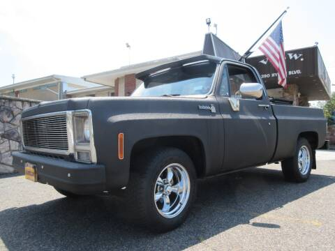 1980 Chevrolet C/K 10 Series for sale at Island Classics & Customs in Staten Island NY