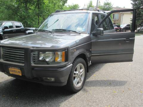 2002 Land Rover Range Rover for sale at Island Classics & Customs in Staten Island NY