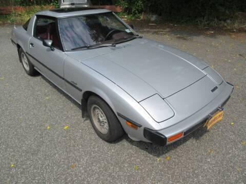 1980 Mazda RX-7 for sale at Island Classics & Customs in Staten Island NY