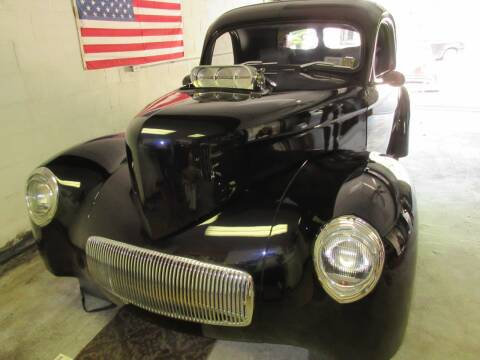 1941 Willys Pro Street Coupe for sale at Island Classics & Customs in Staten Island NY