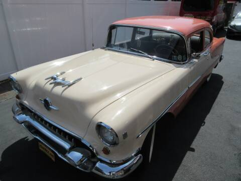 1955 Oldsmobile Eighty-Eight for sale at Island Classics & Customs in Staten Island NY
