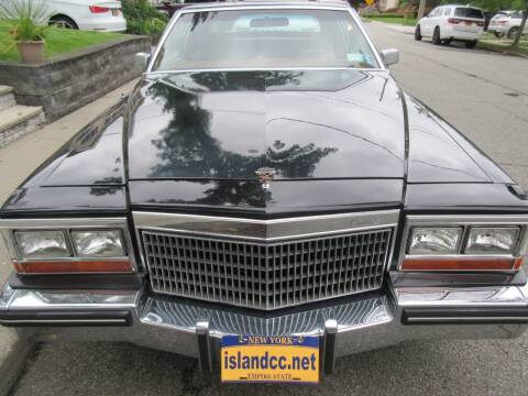 1980 Cadillac DeVille for sale at Island Classics & Customs in Staten Island NY