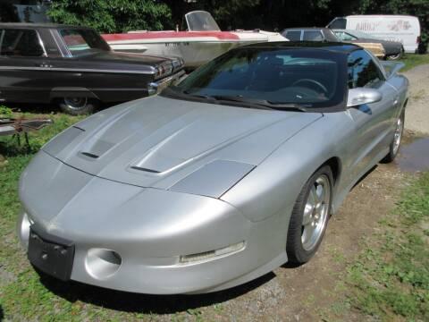 1996 Pontiac Firebird for sale at Island Classics & Customs in Staten Island NY
