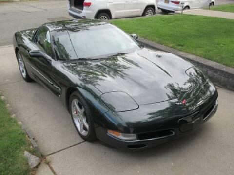 2001 Chevrolet Corvette for sale at Island Classics & Customs in Staten Island NY