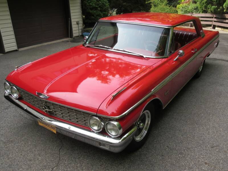 1962 Ford Galaxie 500XL for sale at Island Classics & Customs in Staten Island NY