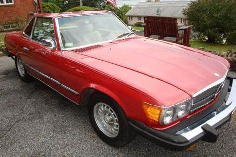 1975 Mercedes-Benz 450 SL for sale in Staten Island, NY