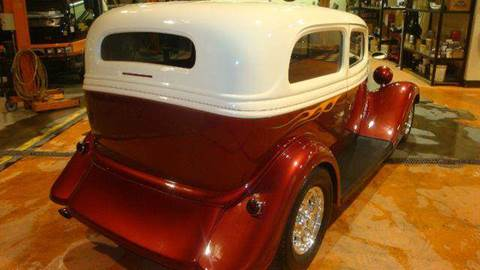 1934 Ford F-53 Motor Home Chassis for sale at Island Classics & Customs in Staten Island NY