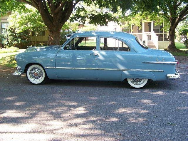 1951 ford custom 2 door hardtop in staten island ny for 1951 ford 2 door hardtop