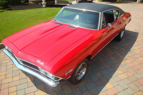 1968 Chevrolet Chevelle for sale in Staten Island, NY