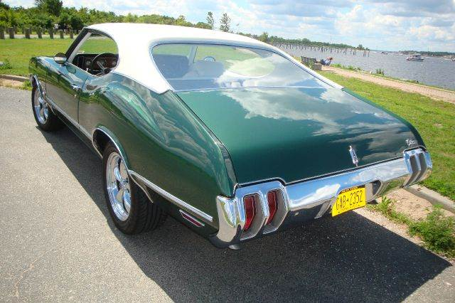 1970 Oldsmobile Cutlass S for sale at Island Classics & Customs in Staten Island NY