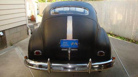 1947 Pontiac Torpedo for sale at Island Classics & Customs in Staten Island NY