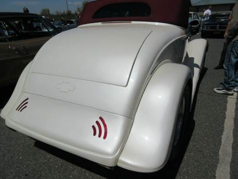 1934 Chevrolet Street Rod for sale at Island Classics & Customs in Staten Island NY