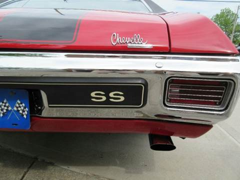 1970 Chevrolet Chevelle for sale at Island Classics & Customs in Staten Island NY