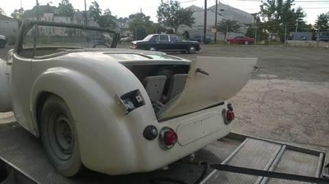 1946 Triumph 1800 for sale at Island Classics & Customs in Staten Island NY