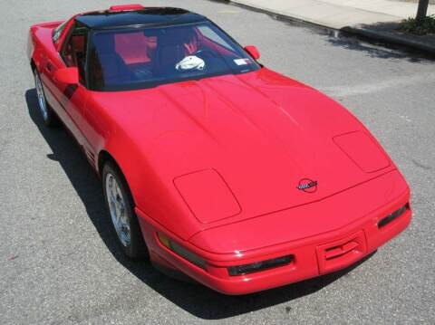 1991 Chevrolet Corvette for sale at Island Classics & Customs in Staten Island NY
