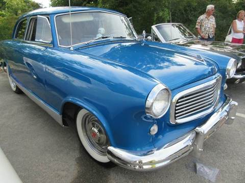 1958 AMC Rambler for sale at Island Classics & Customs in Staten Island NY
