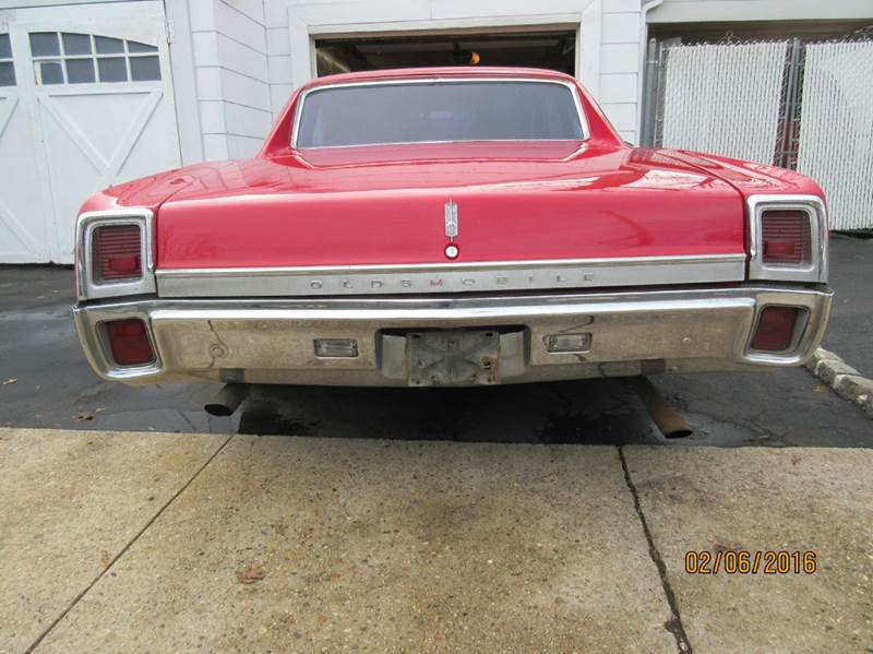 1967 Oldsmobile Cutlass Supreme for sale at Island Classics & Customs in Staten Island NY