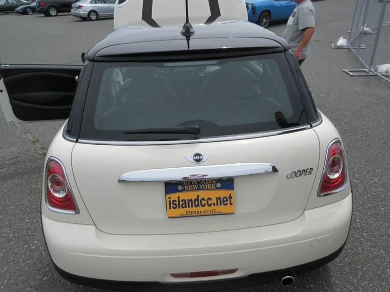2012 MINI Cooper Hardtop for sale at Island Classics & Customs in Staten Island NY