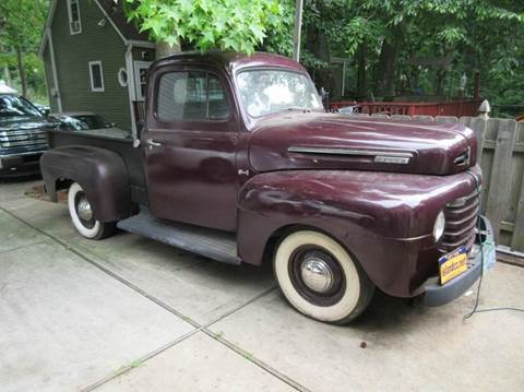 1950 Ford F-100 for sale at Island Classics & Customs in Staten Island NY