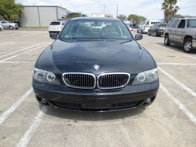 2007 BMW 7 Series for sale at MOTORS OF TEXAS in Houston TX