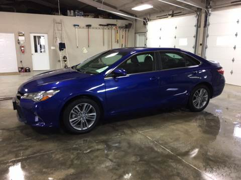 2016 Toyota Camry for sale in Copeland, KS
