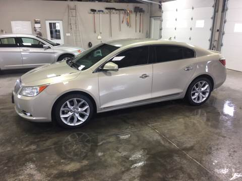 2011 Buick LaCrosse for sale in Copeland, KS
