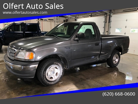 2002 Ford F-150 for sale in Copeland, KS