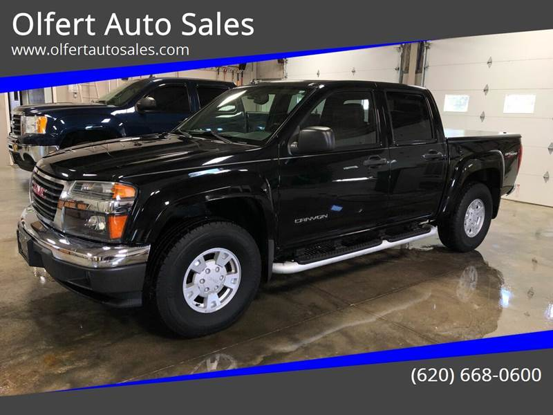 2004 GMC Canyon for sale in Copeland, KS