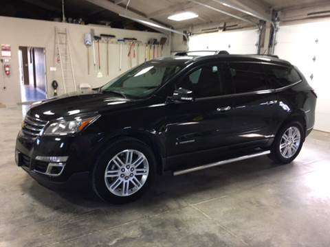 2014 Chevrolet Traverse for sale in Copeland, KS
