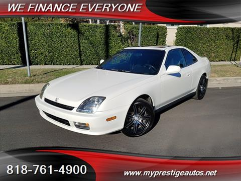 2001 Honda Prelude for sale in North Hollywood, CA